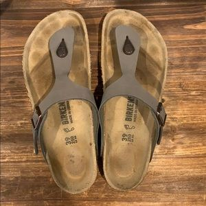 Birkenstock Gizeh sandals, size 39
